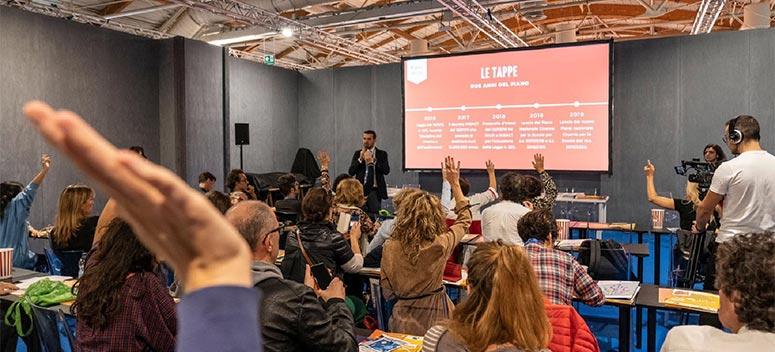 Presentazione del piano nazionale Cinema per la Scuola
