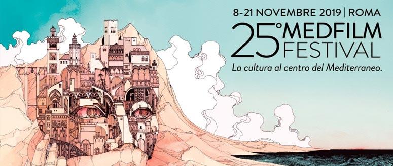 25ma edizione del Medfilm Festival 2019