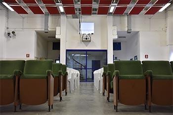 AtmospHera, prima sala cinematografica in Italia all'interno di una casa circondariale