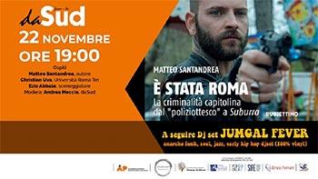 È stata Roma: la criminalità capitolina dal poliziottesco a Suburra