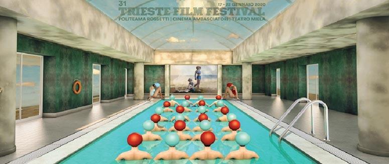 Cover del 31° Trieste Film Festival 2020