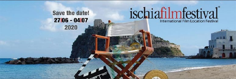 Cover di Ischia film Festival 2020