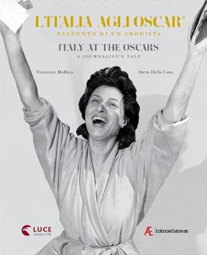 """Copertina del libro """"Italia agli Oscar"""""""