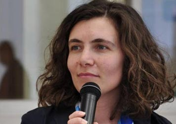 Anna Laura Orrico in foto