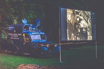 Cinema Mobile Summer Tour