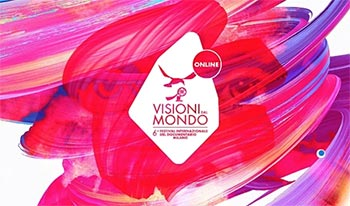 Logo Visioni dal Mondo 2020