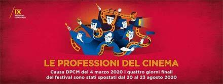 Le professioni del Cinema