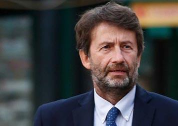 Il Ministro Franceschini in foto