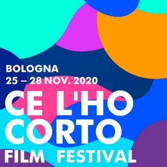"""Logo del Festival """"Ce l'ho Corto"""""""