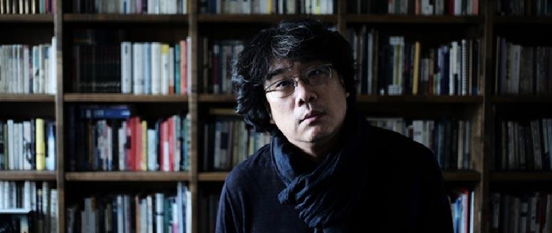 il regista Bong Joon-ho