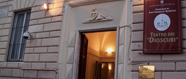 Teatro dei Dioscuri al Quirinale