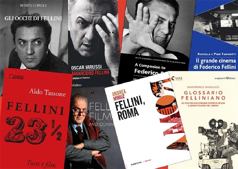 Copertine opere Fellini