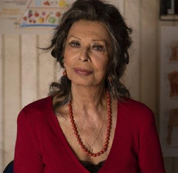 Sofia Loren in foto