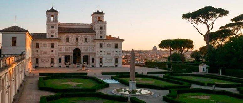 L'Accademia di Francia a Roma - Villa Medici