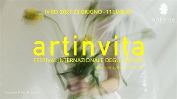 Artinvita – Festival Internazionale degli Abruzzi.