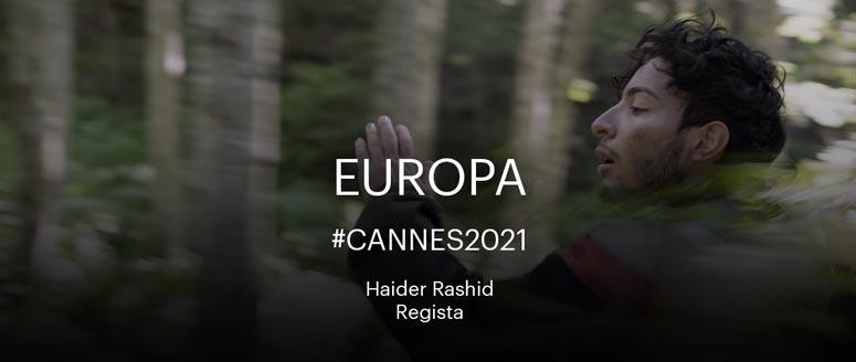 EUROPA di  Haider Rashid è Film della Critica per il SNCCI
