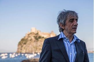 L'attore Sergio Rubini